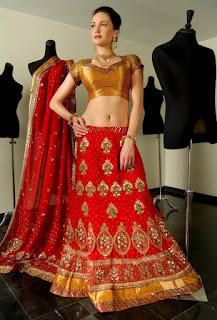 Designer Lehenga bridal