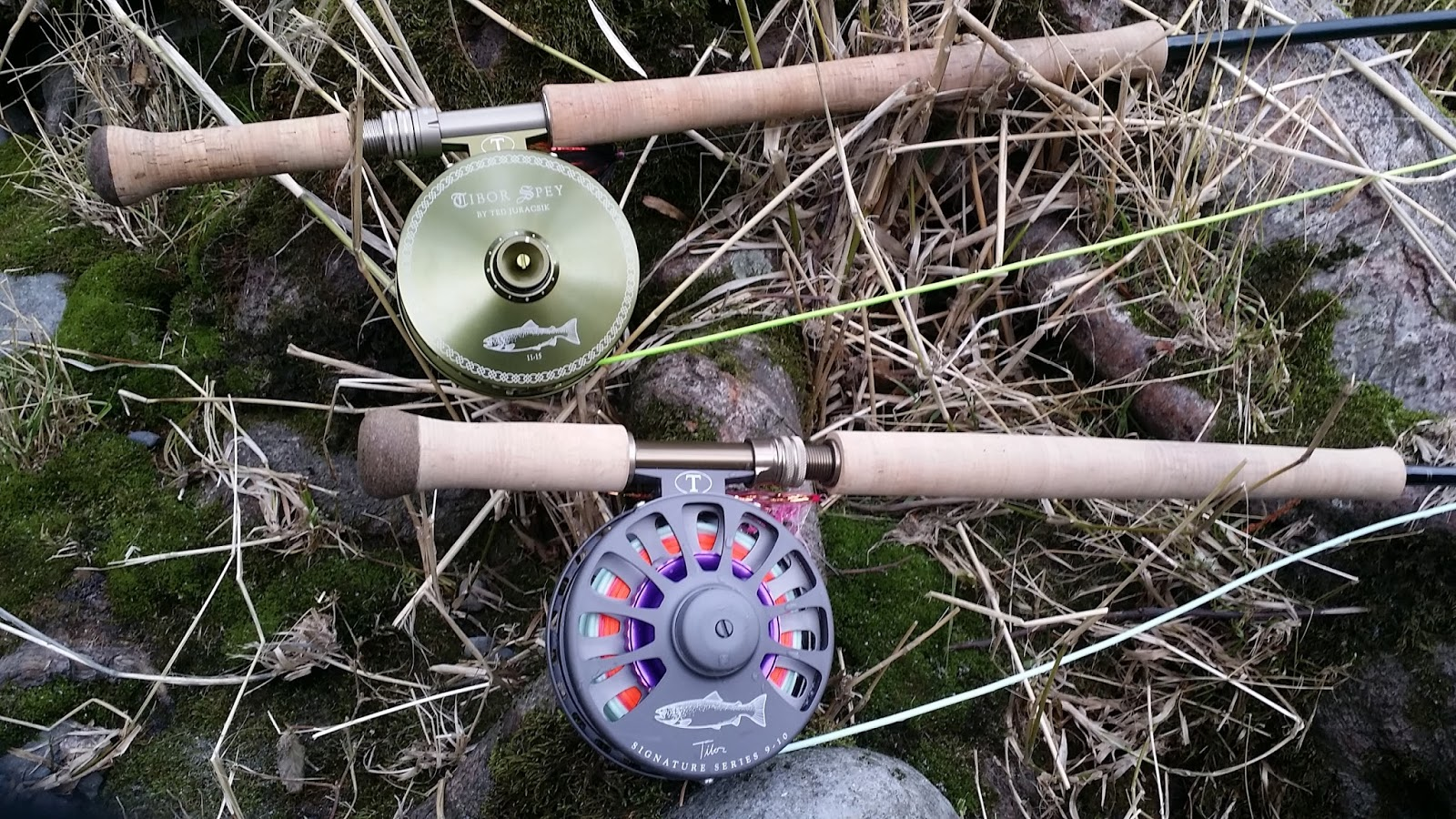Gorge fly shop blog what are we fishing winter steelhead for Steelhead fishing gear