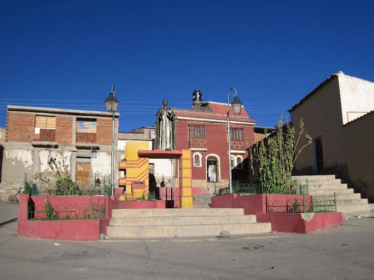 PLaza Martín Cruz - Potosí