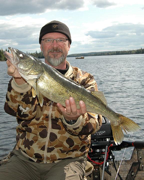 Walleye fishing season is open errington 39 s wilderness island for Walleye fishing in canada