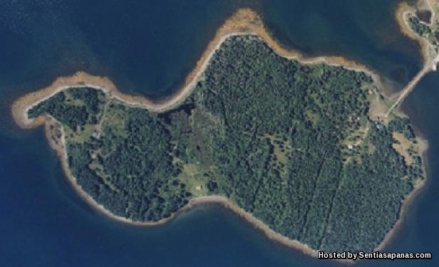 Kawah Duit Pulau Oak