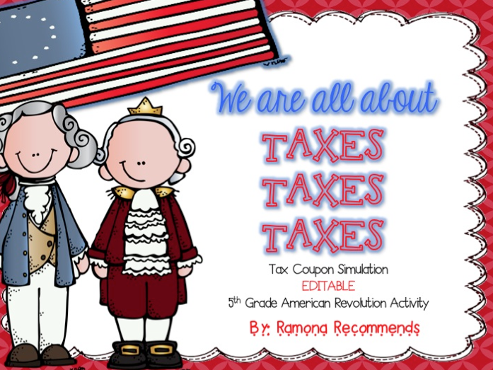 https://www.teacherspayteachers.com/Product/Editable-Tax-Coupon-Game-for-American-Revolution-1688187