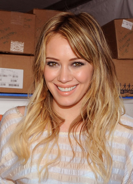 Hilary duff 2011