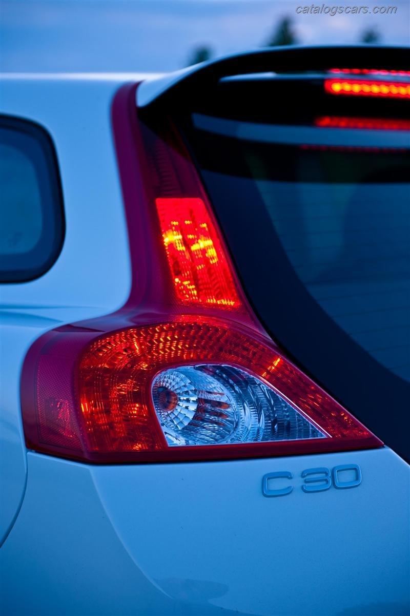 صور سيارة فولفو C30 2014 - اجمل خلفيات صور عربية فولفو C30 2014 - Volvo C30 Photos Volvo-C30_2012_800x600_wallpaper_19.jpg