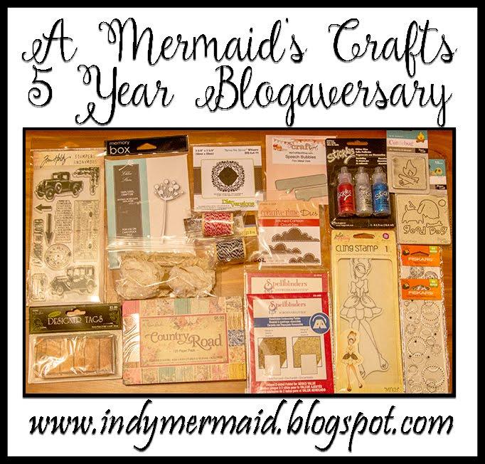 A mermaids craft