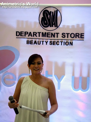 SM and Watsons Beauty Within hosted by Cheska Litton