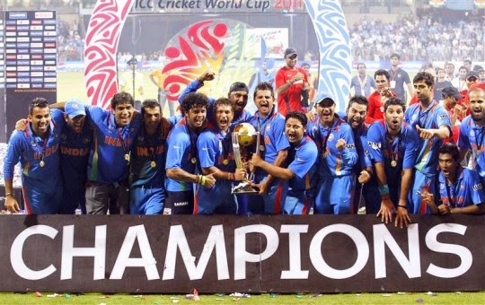 indian cricket team champion i world cup image