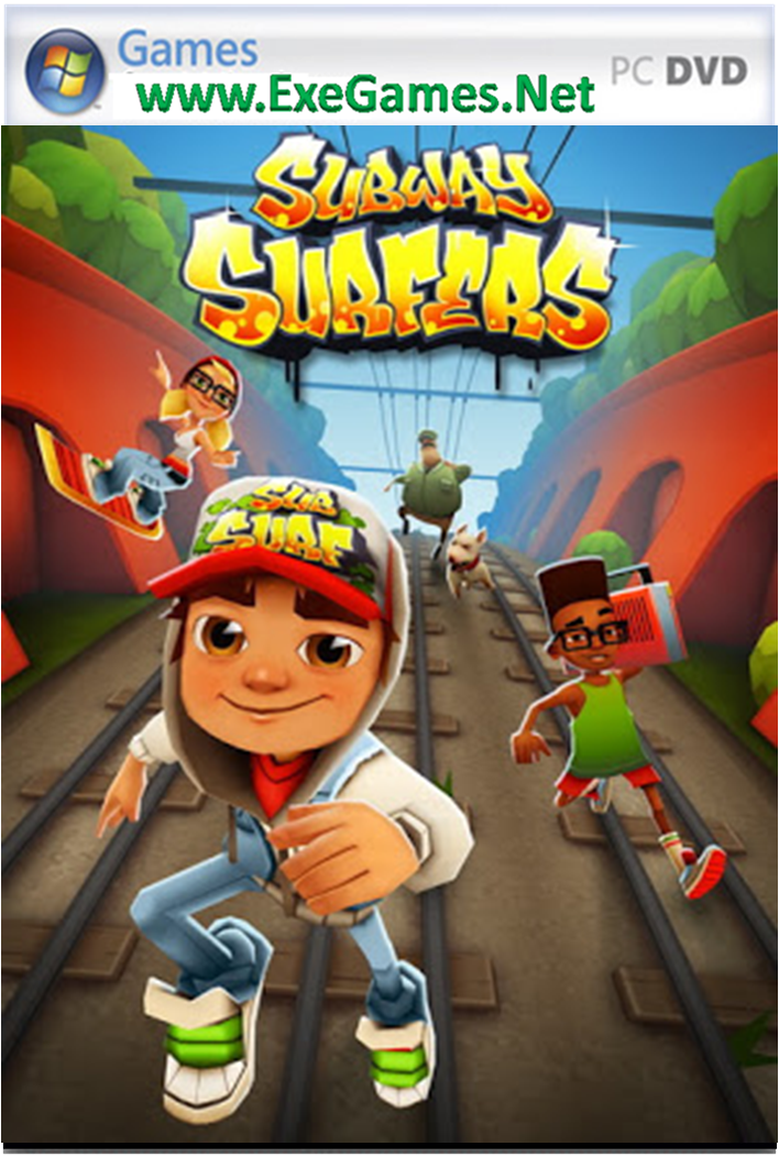 free online games subway surf