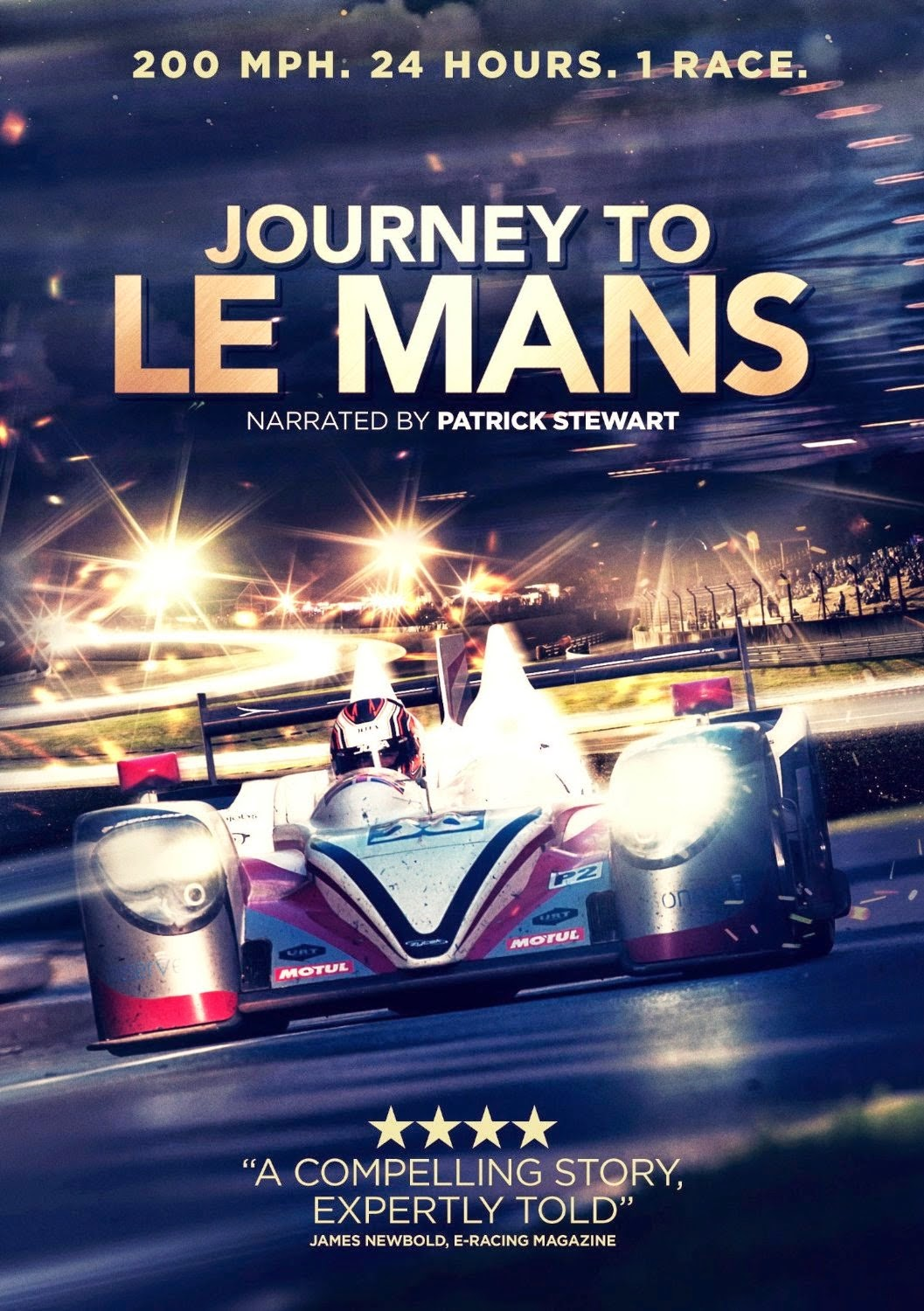 Journey to Le Mans 2014
