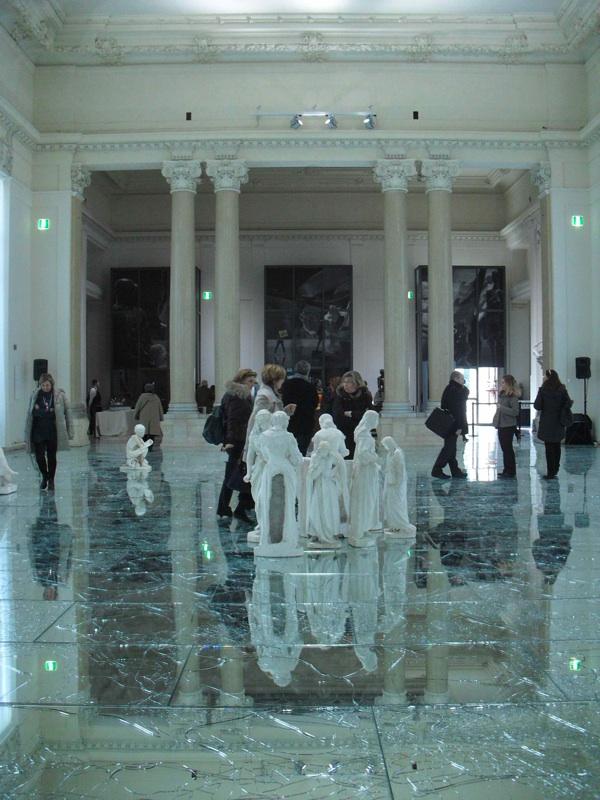 Rome4u roma e lazio x te arte moderna croce e delizia for Architettura moderna e contemporanea
