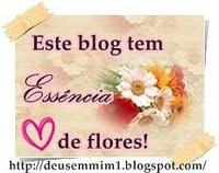 """Selinho com perfume! Veio do blog """"Sonhos de Papel"""""""