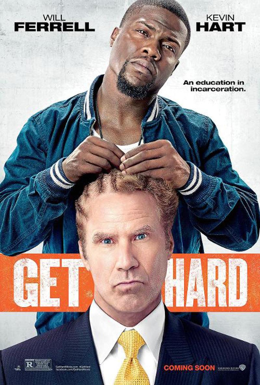Get Hard (2015) เก็ทฮาร์ด มือใหม่หัดห้าว HD