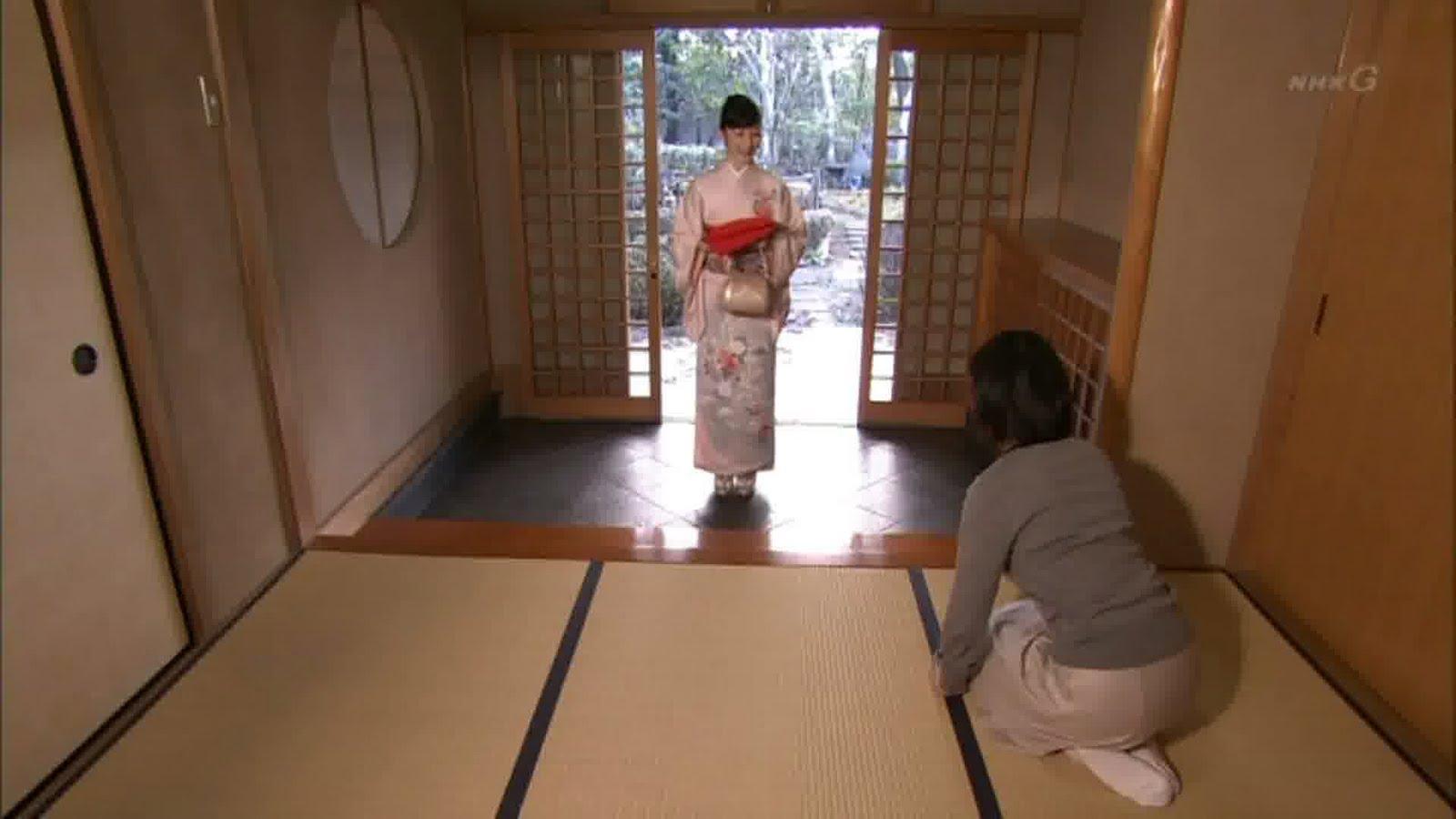 Vivirias en una casa japonesa worldanimox - Casas japonesas tradicionales ...