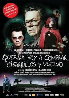 Ver Querida, Voy A Comprar Cigarrillos Y Vuelvo (2011) Online