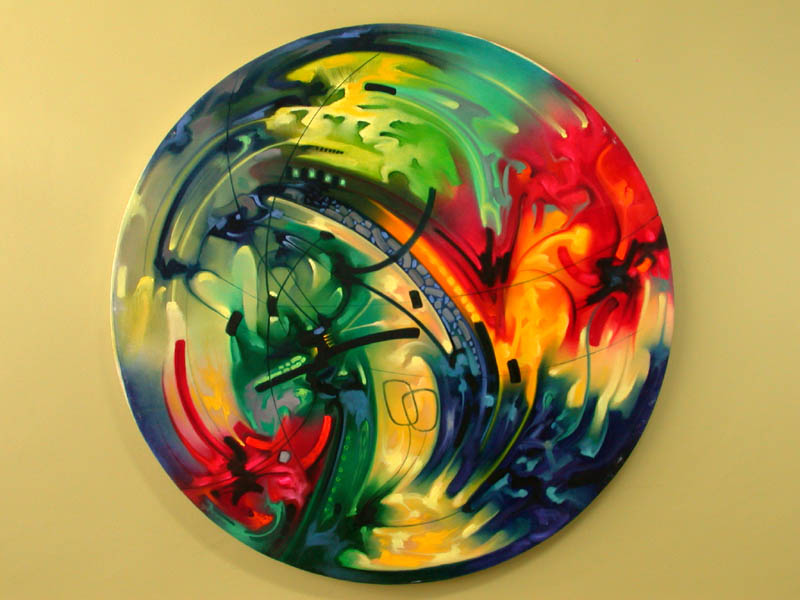 Cuadros pinturas oleos pinturas cuadros modernos con for Imagenes cuadros abstractos modernos