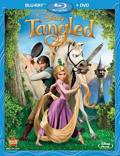 Tangled DVD/Blu-ray Giveaway