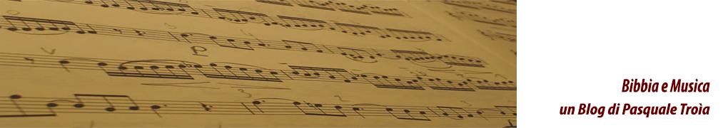 Bibbia e Musica