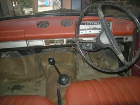 SEJATI MEBEL MODERN Amp ANTIK Fiat 124 Bagong