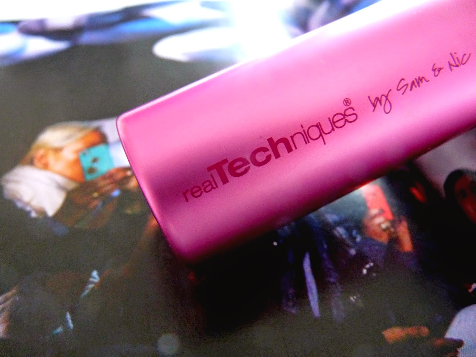 real techniques retractable kabuki brush beauty make-up review cosmetics youwishyou
