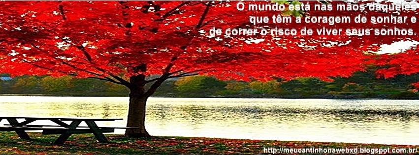 Meu Cantinho Na Web Xd Capas Para Facebook Paisagens