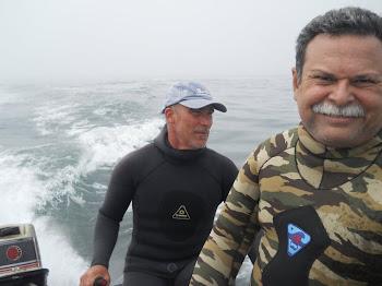 Navegando en la Neblina a La Isla de Pachacamac