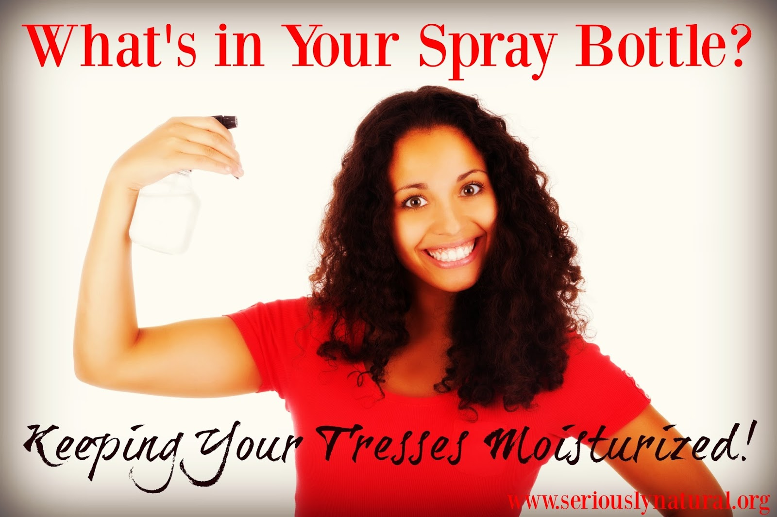 What's In Your Spray Bottle For Fall?