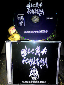 NECROSCHIZMA-discography 89-90-cult series!!!