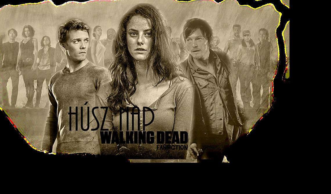 Húsz nap (The Walking Dead fanfiction)