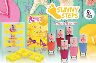 Preview: RdeL Young - Limited Edition Sunny Steps - www.annitschkasblog.de