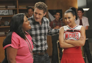 Recap/review of Glee 2x04 'Duets' by freshfromthe.com