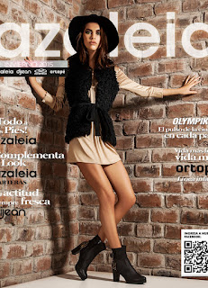 catalogo virtual  online Azaleia invierno 2015