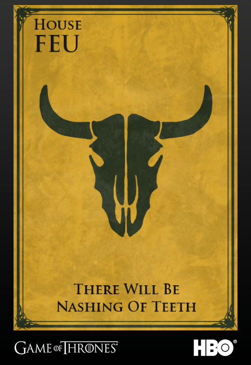 Game of Thrones Sigil Generator