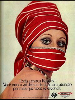 propaganda tecidos Renaux - 1974, moda anos 70.  Os anos 70. propaganda anos 70; história da década de 70; reclames anos 70; brazil in the 70s; Oswaldo Hernandez