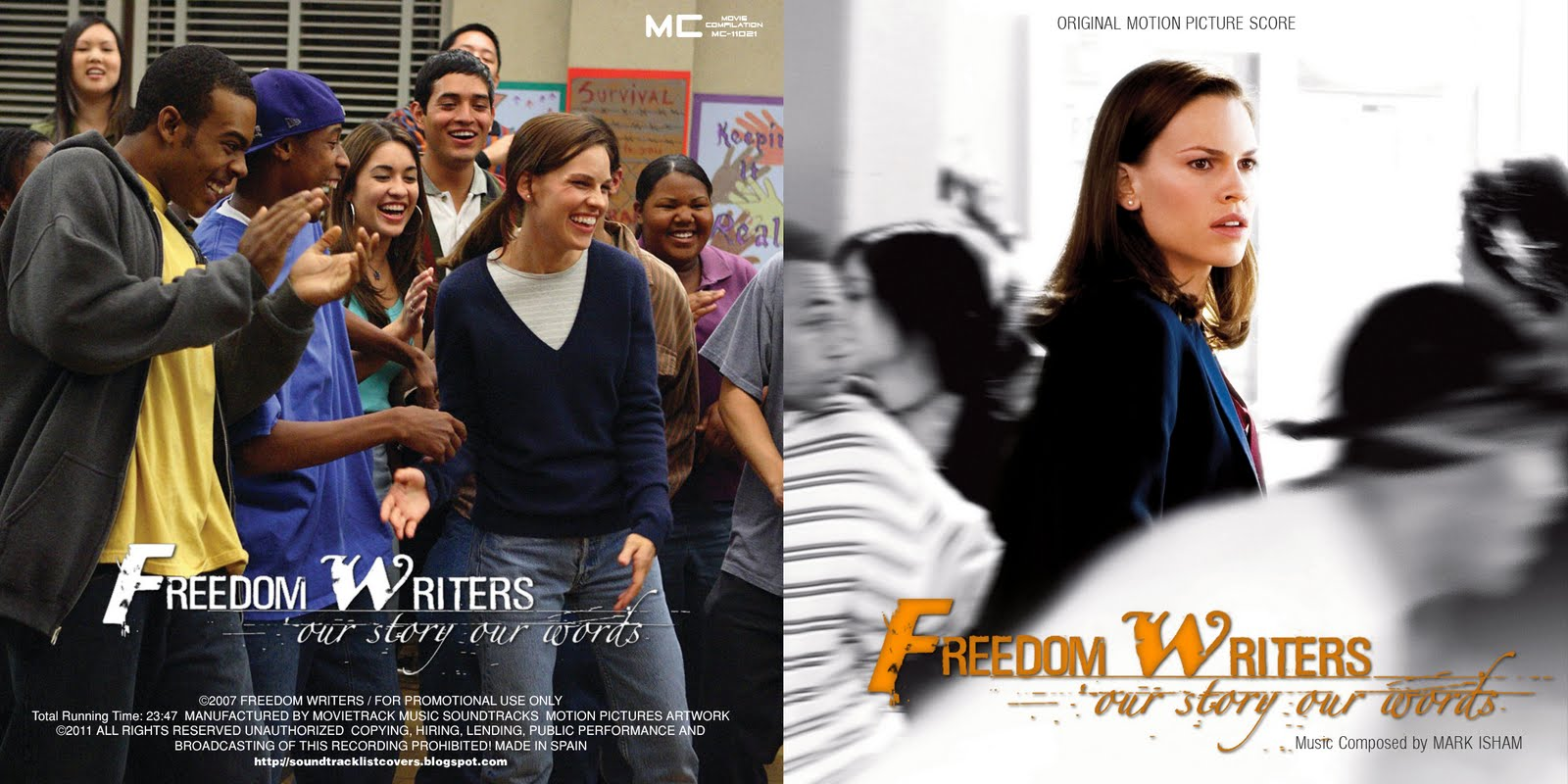freedom writers diary belonging speech Freedom writers, directed by richard lagravenes, depicts aspects of identity and acceptance and understanding in belonging the film suggests that identity.