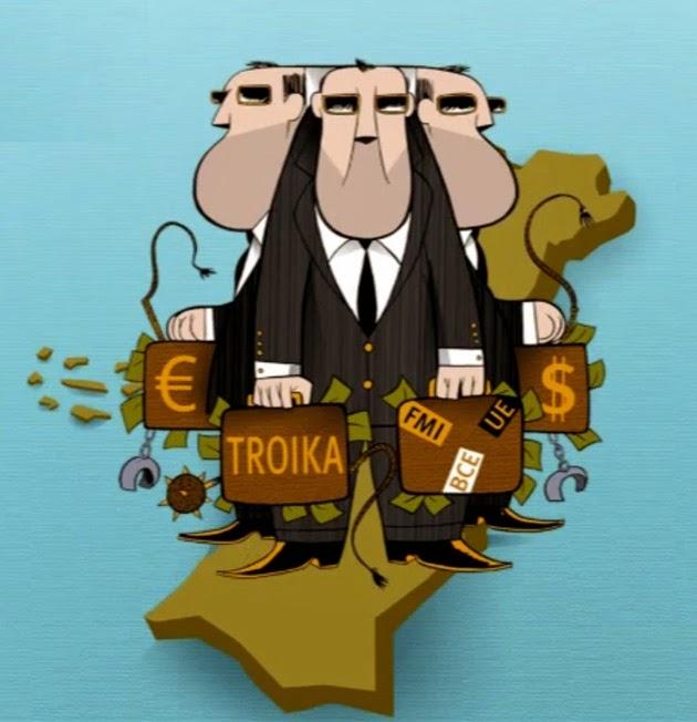 troika fmi portugal dinheiro