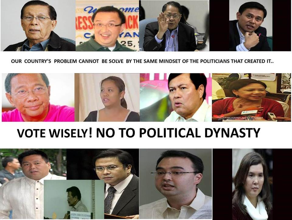 political dynasty in the philippines thesis