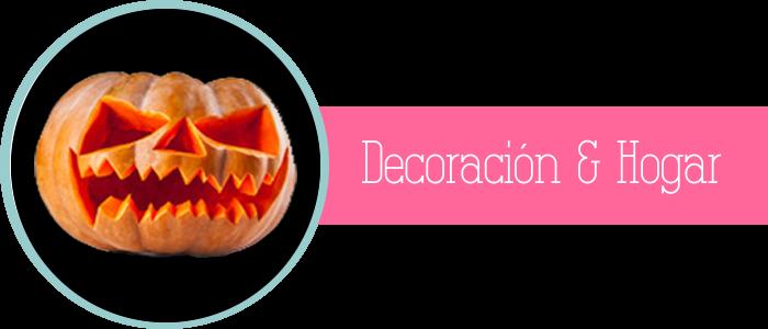 Respuesta consulta decoración especial Halloween
