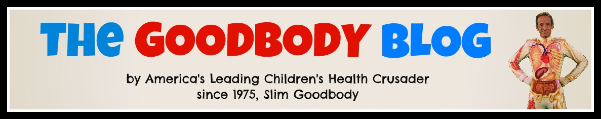 The Slim Goodbody Blog