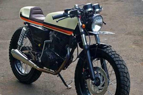 Harga Yamaha Scorpio Cafe Racer