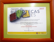 Premio Nacional Bibliotecas Escolares