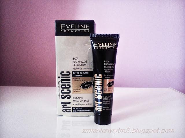 Eveline, silikonowa baza wygładzająco - matująca pod makijaż