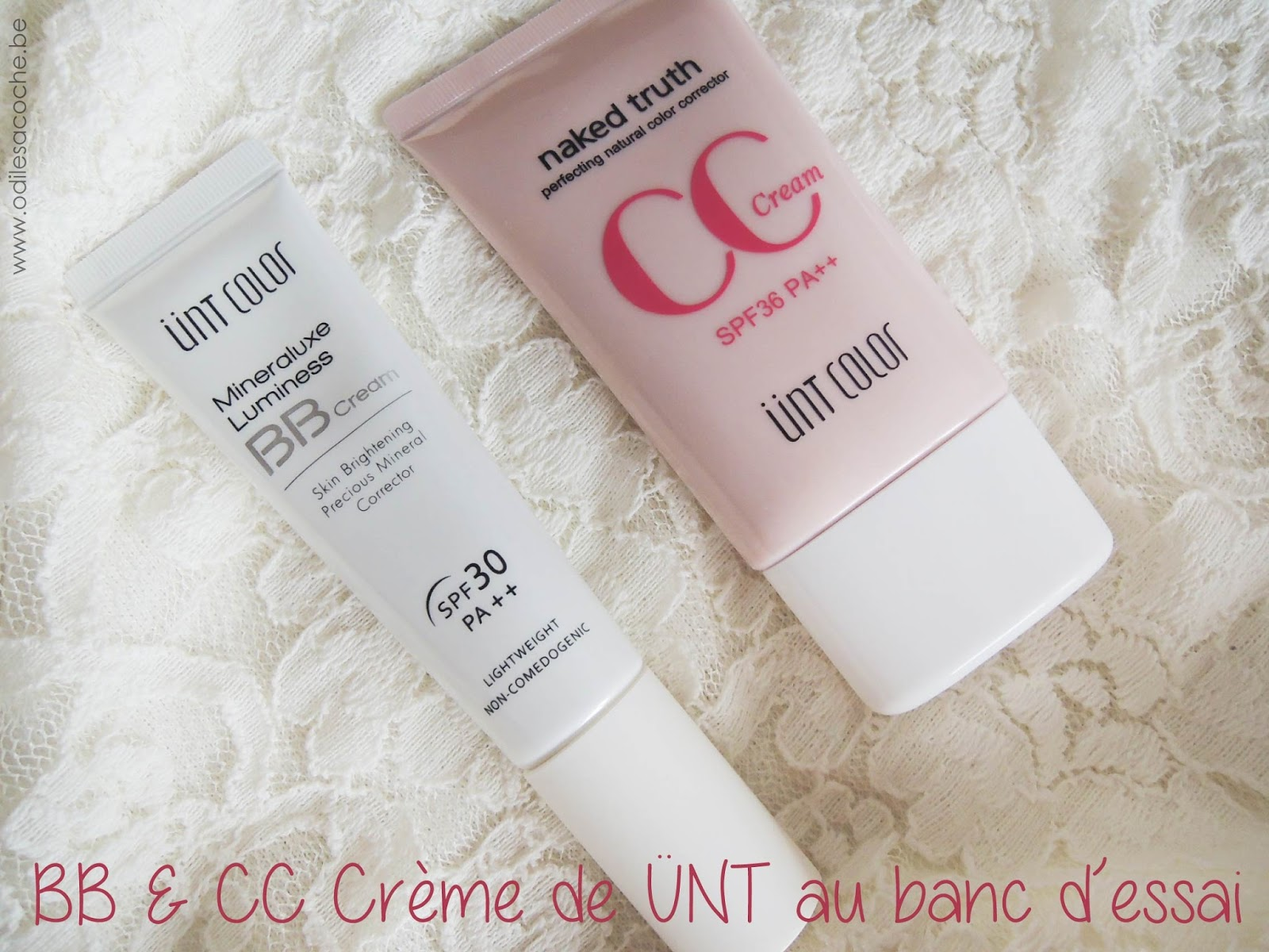 BB & CC cream ÜNT