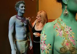 Adult Body Painting - What's the Fuss About