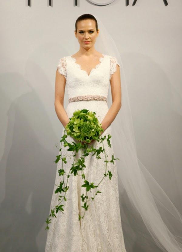 Theia's Spring 2014 White bridal collection