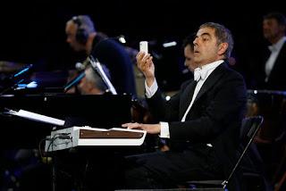 James Bond, David Beckham, dan bahkan Mr Bean tampil di acara pembukaan olimpiade