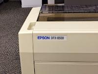 Harga Printer Epson DFX 8500 Terbaru Dan Spesifikasinya