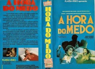 A HORA DO MEDO