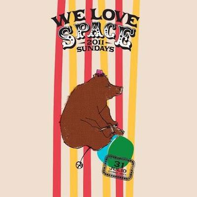 We love... Space, Ibiza, 31.7.11