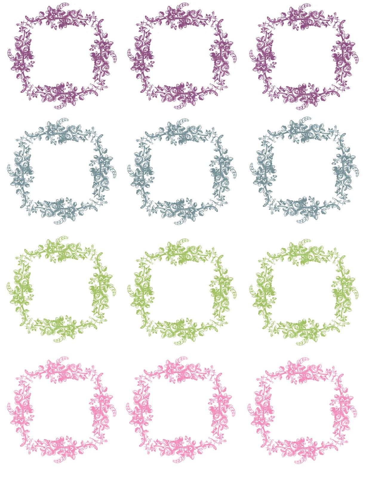 Graphics Fairy Printables