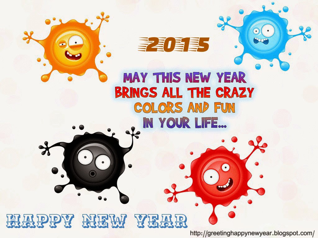 Greeting Happy New Year Pictures 2015